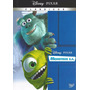 Dvd Monstros S.a. Disney Pixar