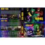 Coleção Exclusiva Filmes Kick-ass 1 E 2 Em 2 Dvds Dublados