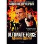 Dvd Ultimate Force: Máquina Mortal (usado).