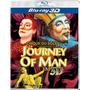 Bluray Cirque Du Soleil Journey Of Man - 3d Lacrado