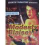 Dvd - Meu Nome É Modesty Blaise