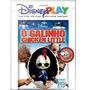 Dvd Filme Coleção Disney Play - O Galinhochicken Little