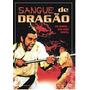Dvd - Sangue De Dragão - Jimmy Wang Yu - Original