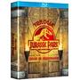 Jurassic Park - Trilogia - Blu Ray Digipack Triplo, Dub/leg