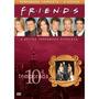 Box Original: Friends - A 10ª Temporada Em Digipack - 4 Dvds