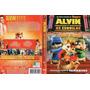 Alvin E Os Esquilos 1, 2 E 3 - Frete Grátis