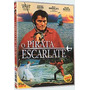 O Pirata Escarlate Dvd Raro Cult James Goldstone, Frances