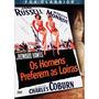 Dvd, Homens Preferem As Loiras - Marilyn Monroe, Jane Russel