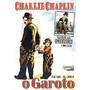 Dvd O Garoto/vida De Cachorro (charles Chaplin) Frete Grátis