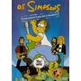 Dvd Os Simpsons - Passagem Para Os Camarins (original) Raro!