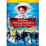 Dvd Mary Poppins - Ed. Nacional Orig. Novo 45º Aniversário