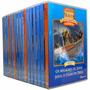 Desenhos Bíblicos Coleção Completa 18 Dvd