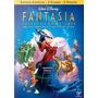 Fantasia / Fantasia 2000 - Dvd Duplo - Leopold Stokowski