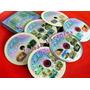 Box Completo Dvds Disney Fábulas C/ Melhores Desenho De Ouro