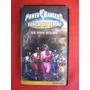 Power Rangers Força Do Tempo Vhs