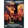 Dvd 187 O Código - Samuel L. Jackson - Com Encarte - Raro