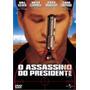 Dvd, O Assassino Do Presidente - Val Kilmer, Faye Dunaway