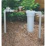 Filtro Água Para Caixa Dágua - Cavalete De Entrada - Lavável