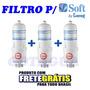 Refil-filtro Para Purificador Soft Frete Gratis Pac
