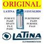Filtro Refil (( P355 )) Purificador Àgua Latina ( Puri Ice )