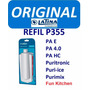 Refil Pa355 Fun Kitchen Filtro Purificador Latina Original