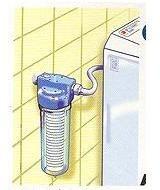 Filtro Purificador Agua Para Maquina De Lavar Roupa 3m