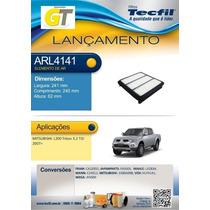 Arl4141 Filtro Ar Mitsubishi L200 Triton 3.2 Tdi 2007 Adiant