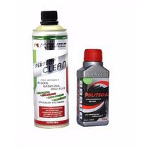 Kit Proteção - Perfect Clean + Militec. Proteja Seu Motor.