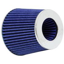 Filtro Ar Esportivo Conico Universal Lavavel K&n Duplo Fluxo