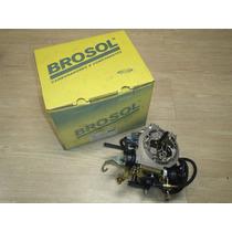 Carburador 2e Novo Original Brosol Gol Santana 1.8 2.0 Gas