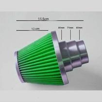 Filtro De Ar Esportivo Rs Vw Gol G3 G4 G5 G6 (16,5cm)
