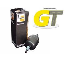 G9890f Filtro De Combustível Celta/ Corsa/ Palio/ Strada...