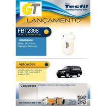 Fbt2368 Filtro De Combustível Pajero Full 3.8 2003 Adiante
