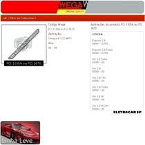 Filtro De Combustível - Omega 4.1 Cd Mpfi 95 A 98