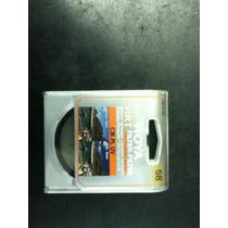 Filtro Hoya 58mm Cir Pl-uv Hrt Original E Lacrado De Fabrica