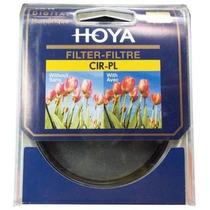Filtro Hoya Polarizador Circ 77mm Original P/ Canon E Nikon