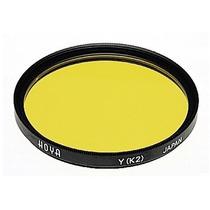 Filtro Amarelo K2 Hoya 58mm