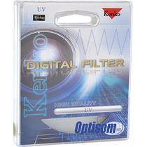 Filtro Kenko Uv 67mm Original Lacrado No Case - Temos Loja