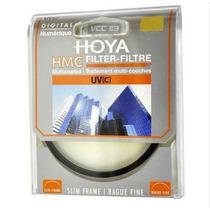 Filtro Uv Hmc Hoya Original 77mm Para Lente Canon Nikon