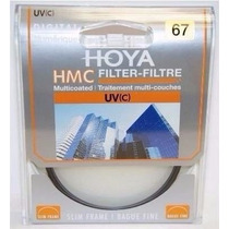 Filtro Uv Hmc Hoya Original 67mm - Filtro Lente Canon Nikon