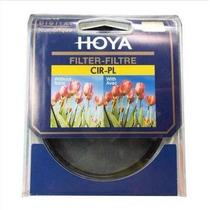 Filtro Hoya 58mm Polarizador Circ Original P/ Canon Nikon