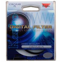 Filtro 67mm Cpl Polarizador Kenko - Pronta Entrega