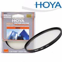 Filtro Uv Hmc Hoya 52mm Para Lente Canon Nikon Frete Gratis