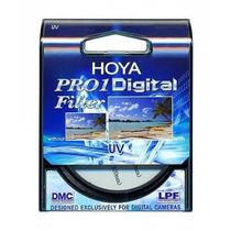Filtro Uv Dmc Hoya Original 58mm Para Lente Canon Nikon Sony