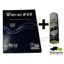 Filtro Cabine Anti Polem + Limpa Ar Condicionado Focus 09/13