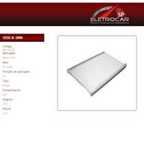 Filtro De Ar Condicionado Fiat Stilo 1.8 8v 03 À 06 (cabine