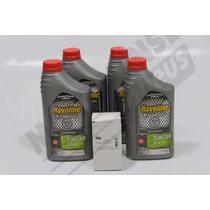 Kit Oleo Havoline Sintetico 5w30 + Filtro Cruze Sonic Mp162
