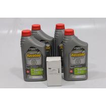 Kit Oleo Havoline Sintetico 5w30 + Filtro Cruze Oleo Texaco