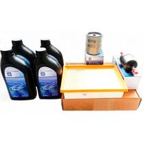 Kit Troca Óleo Gm Sintético 5w-30 Spin E Cobalt 1.4