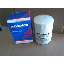 Filtro Oleo Motor D10 E D20 Original Acdelco